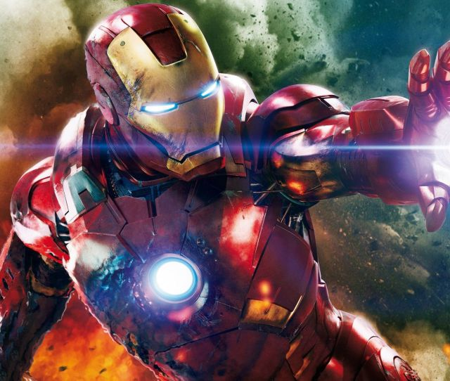 Iron Man Backgrounds