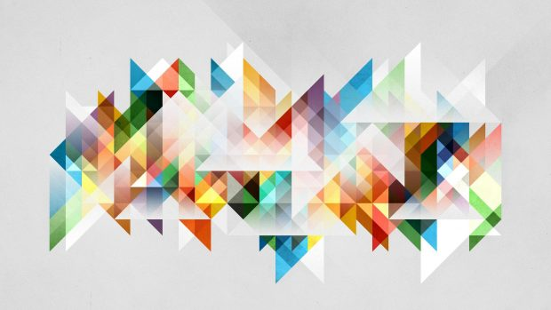 Abstract colorful 2560x1440.