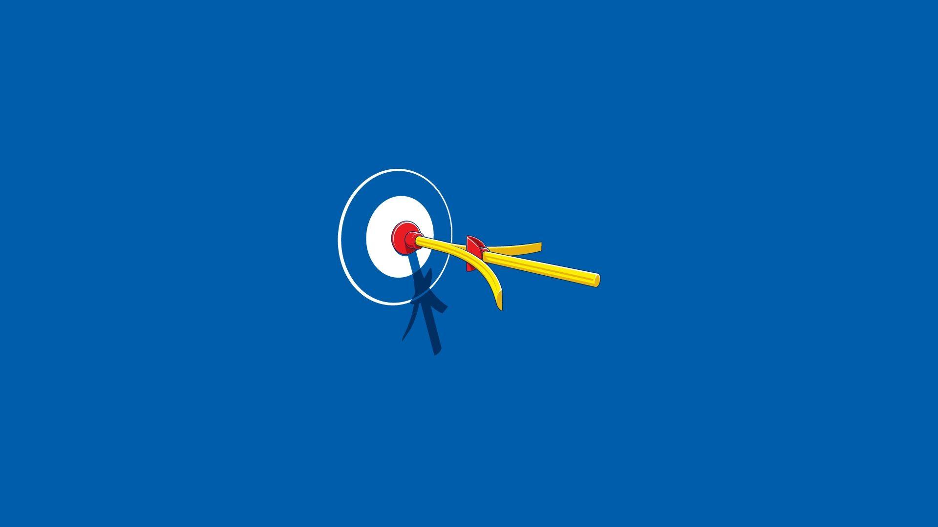 Minimalist Wallpaper Fall Archery Wallpaper Hd Pixelstalk Net