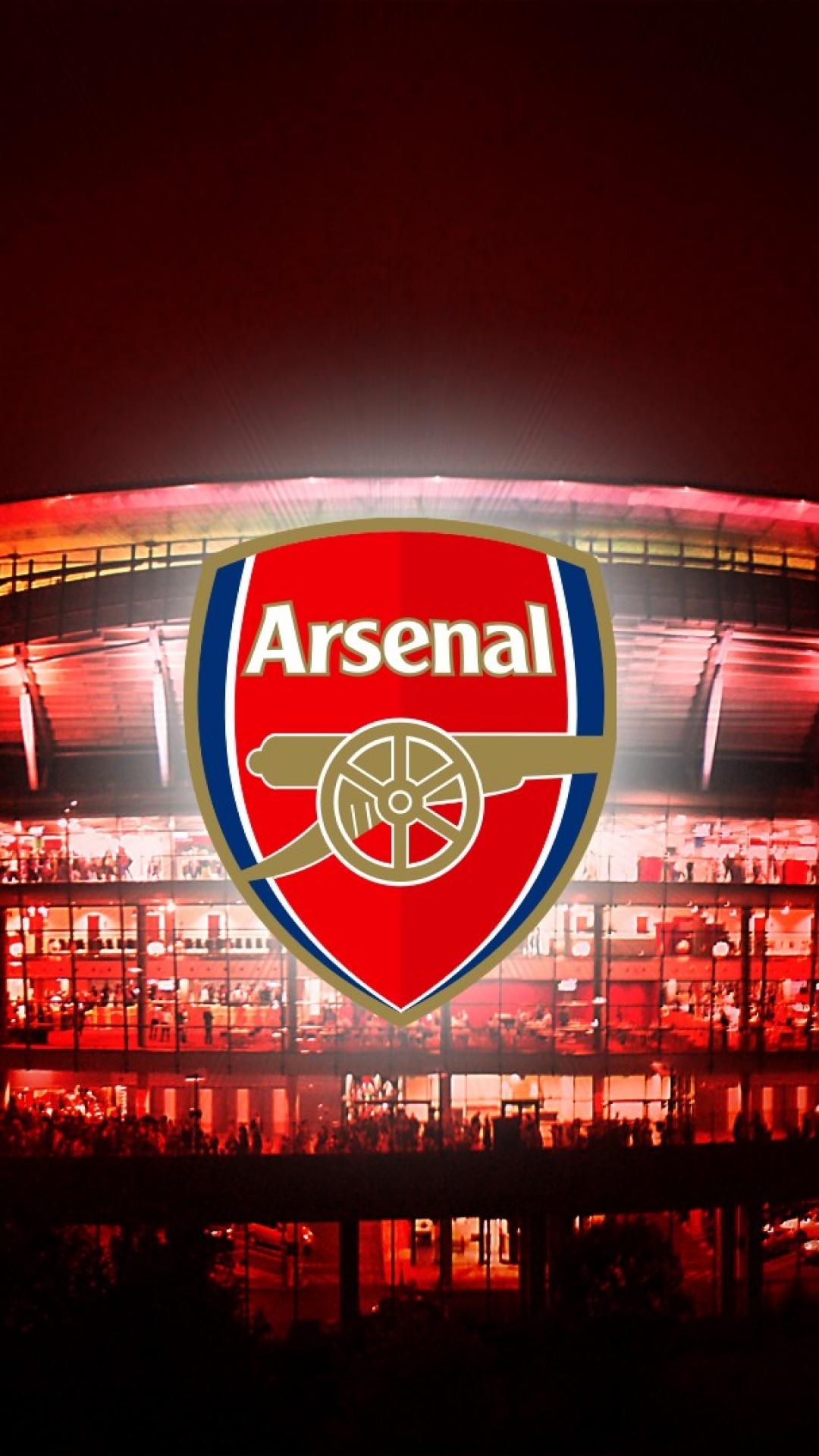 Iphone 5 Arsenal Wallpaper Arsenal Logo Hd Wallpaper For Mobile Pixelstalk Net