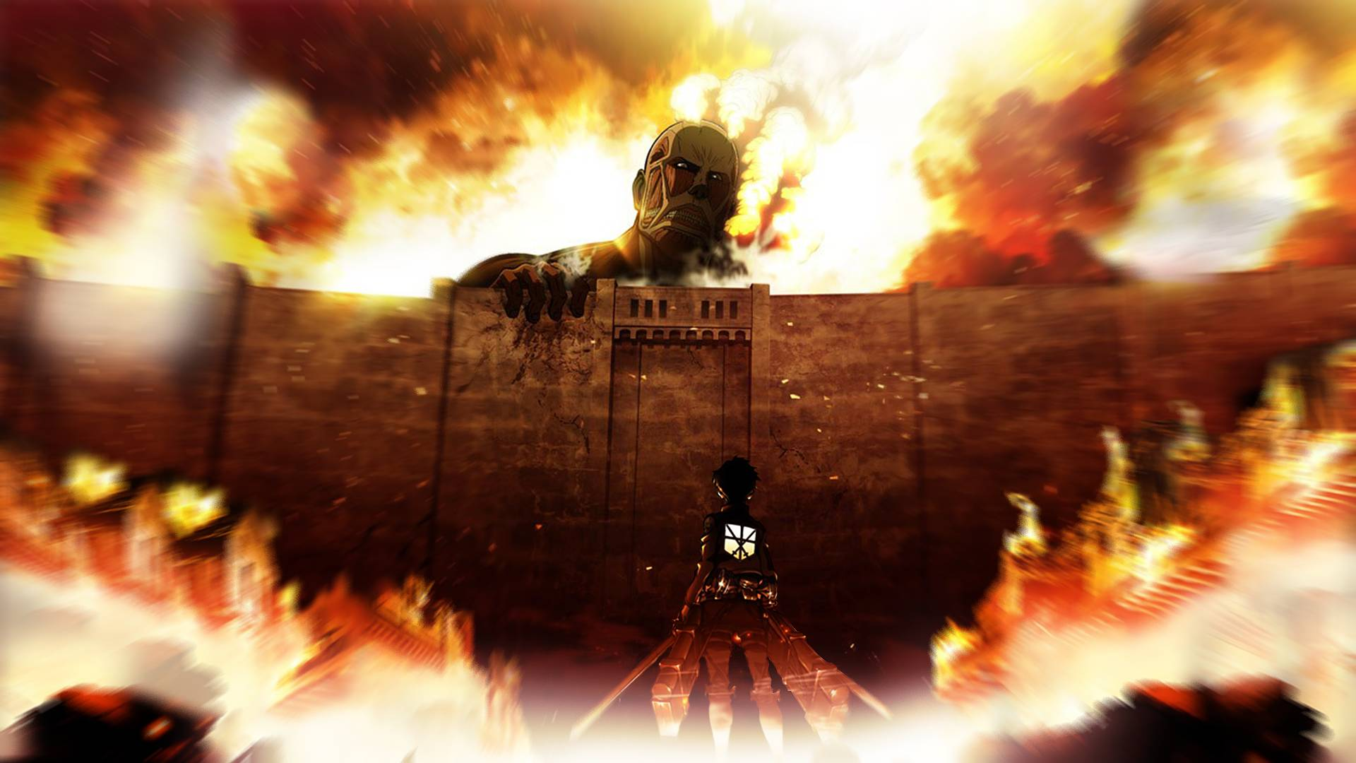 If you want to go beyond what's included in your operating system or old photos from your camera roll,. Attack On Titan Wallpaper for Desktop | PixelsTalk.Net