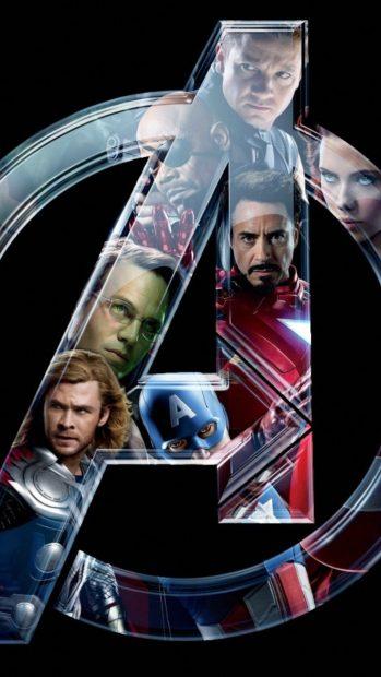 Wallpaper Captain America Iphone Avengers Iphone Wallpaper Hd Pixelstalk Net