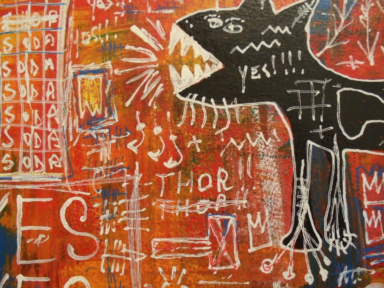 Inspirational Quotes Hd Wallpapers Free Download Basquiat Hd Wallpaper Pixelstalk Net