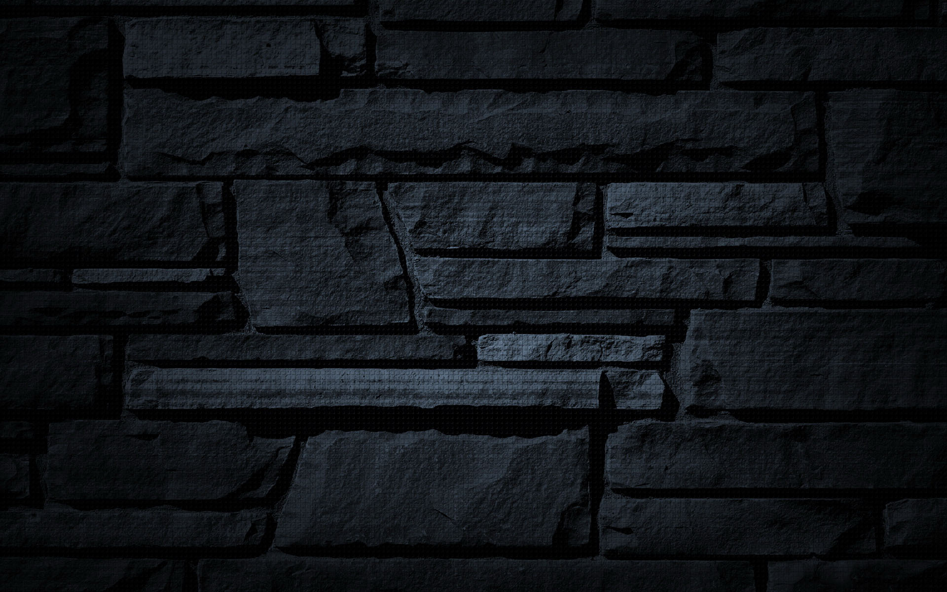 Black Brick Wallpapers