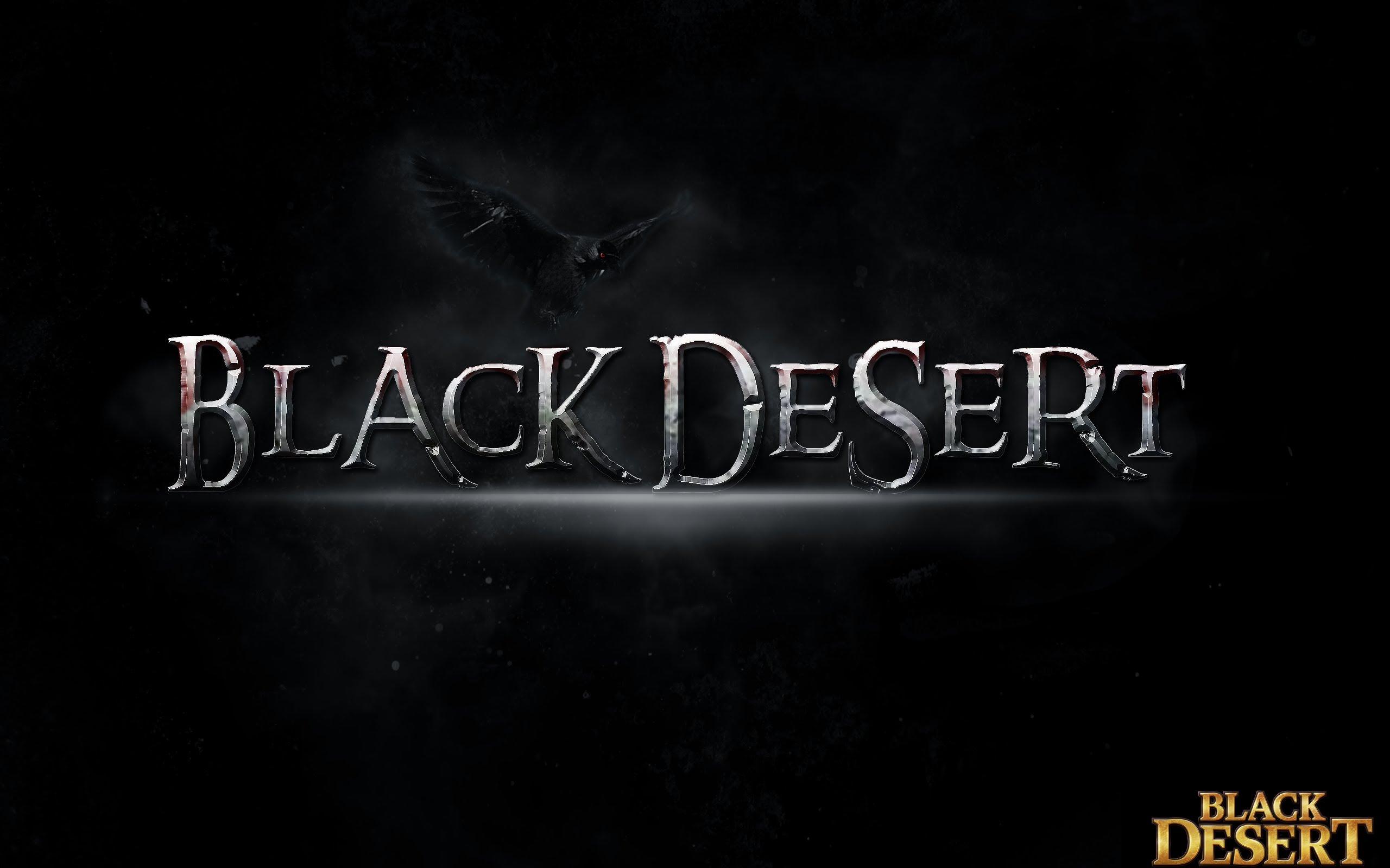 Black Desert HD Backgrounds