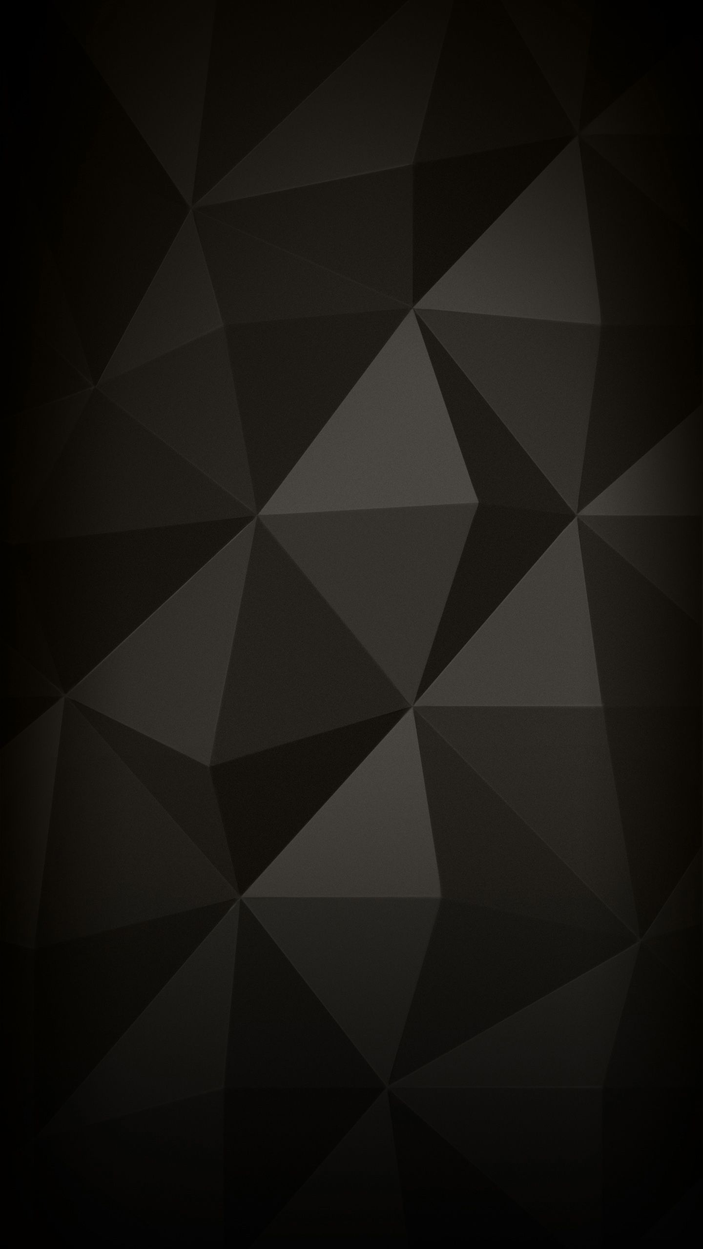 Black Abstract Mobile Phone Wallpaper Media File