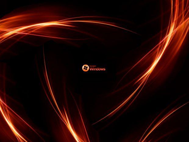 Full Screen Fall Wallpaper Black And Orange Desktop Wallpaper Pixelstalk Net