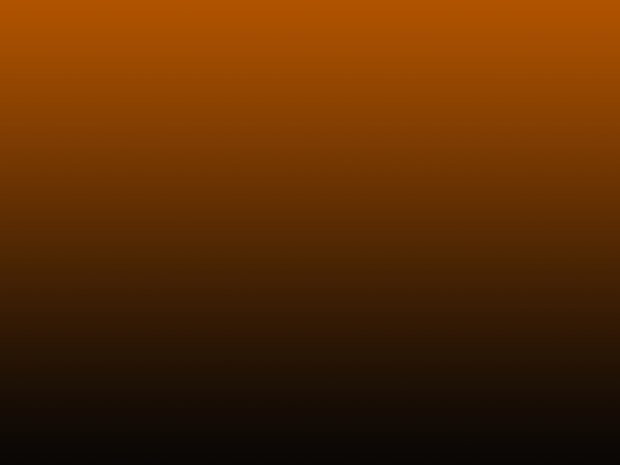 Black and Orange Widescreen Background.