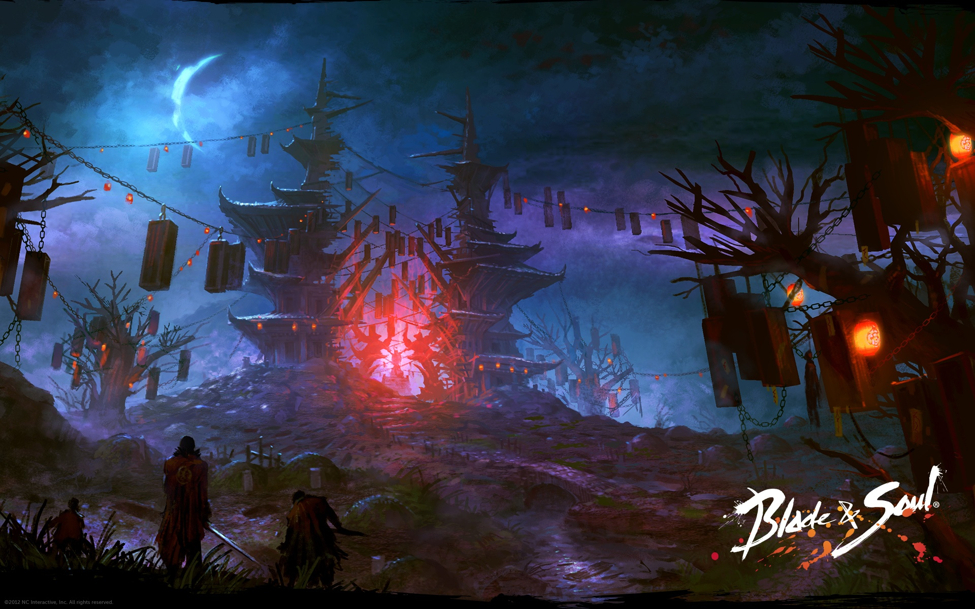 Videogame Wallpapers With Quotes Blade And Soul Background Hd Pixelstalk Net