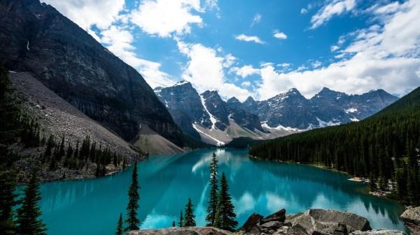 Lake Louise Canada Desktop