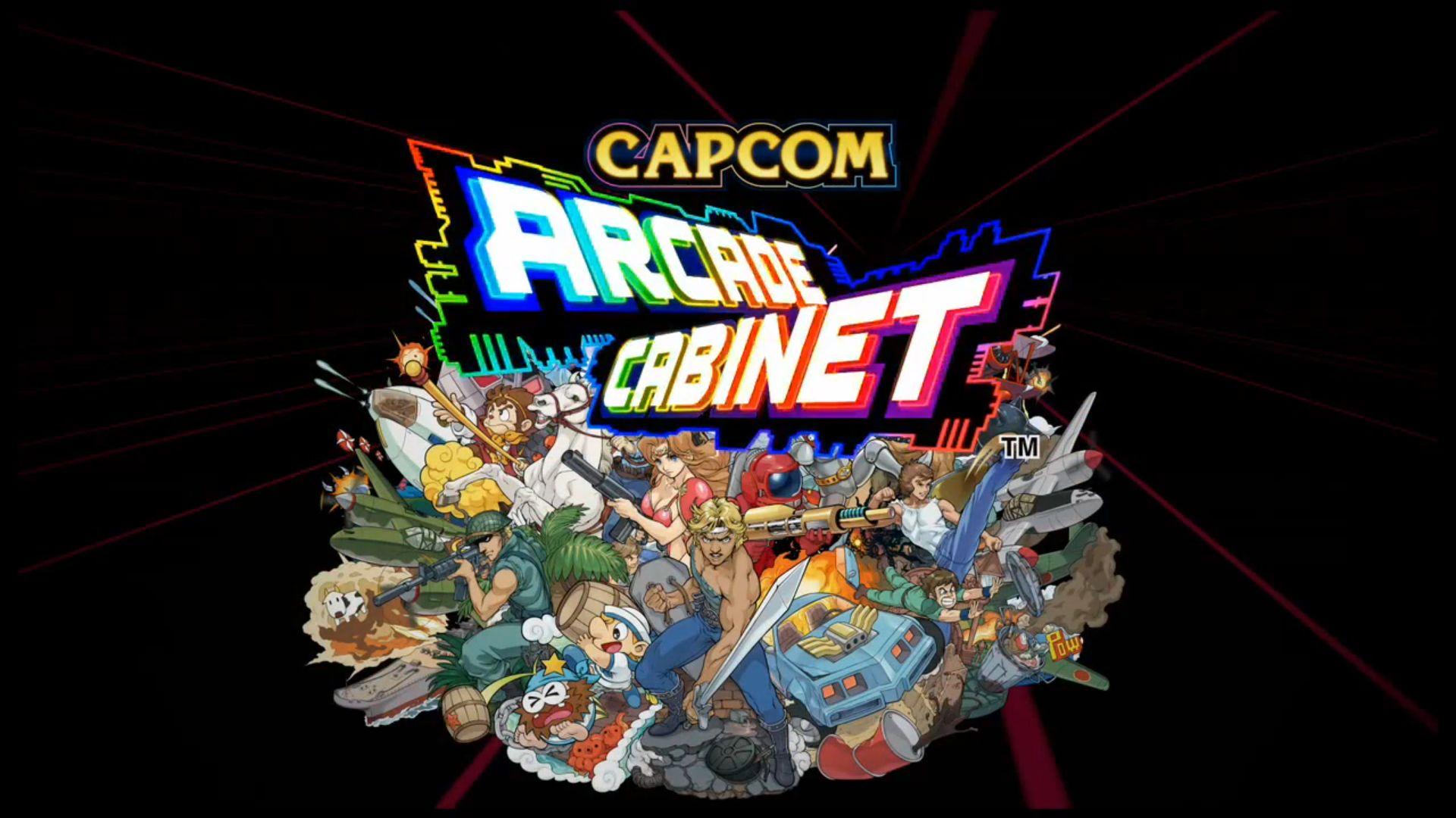 HD Arcade Background