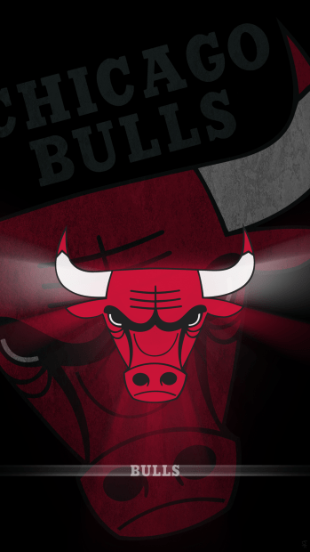 Outline Wallpaper Iphone X Chicago Bulls Iphone Wallpapers Pixelstalk Net
