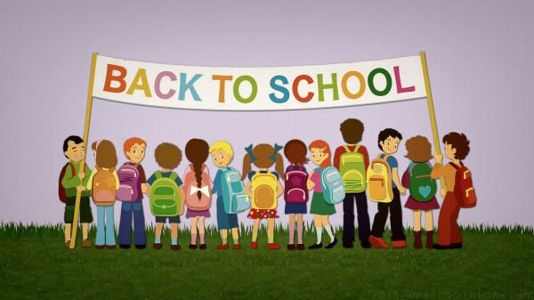 Hd School Wallpaper