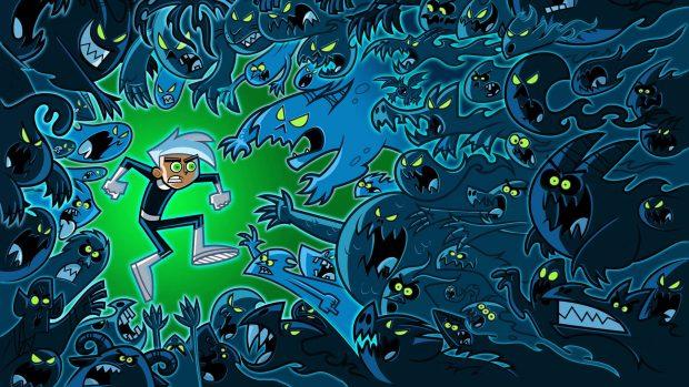 Garfield Wallpapers With Quotes Danny Phantom Wallpapers Hd Pixelstalk Net
