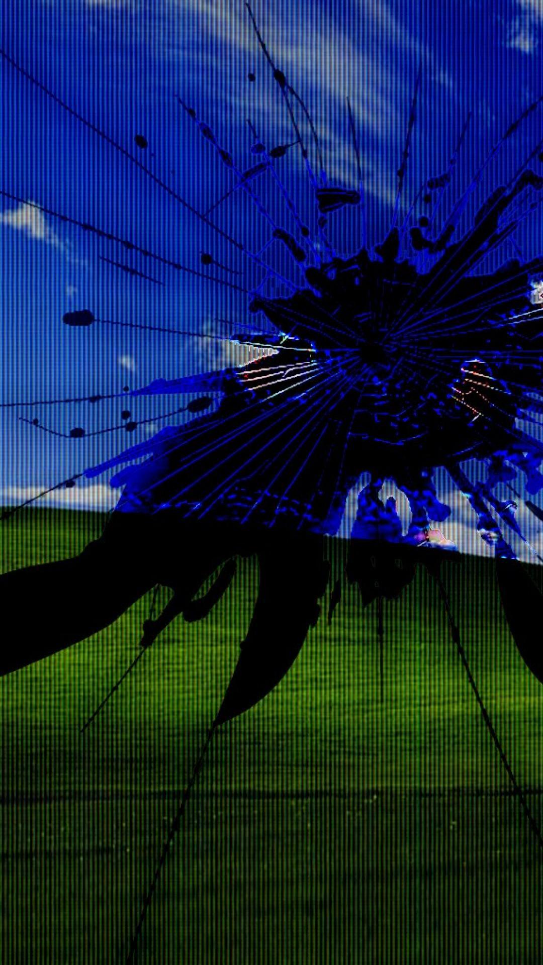 Chicago Wallpaper Iphone X Broken Iphone Wallpapers Pixelstalk Net