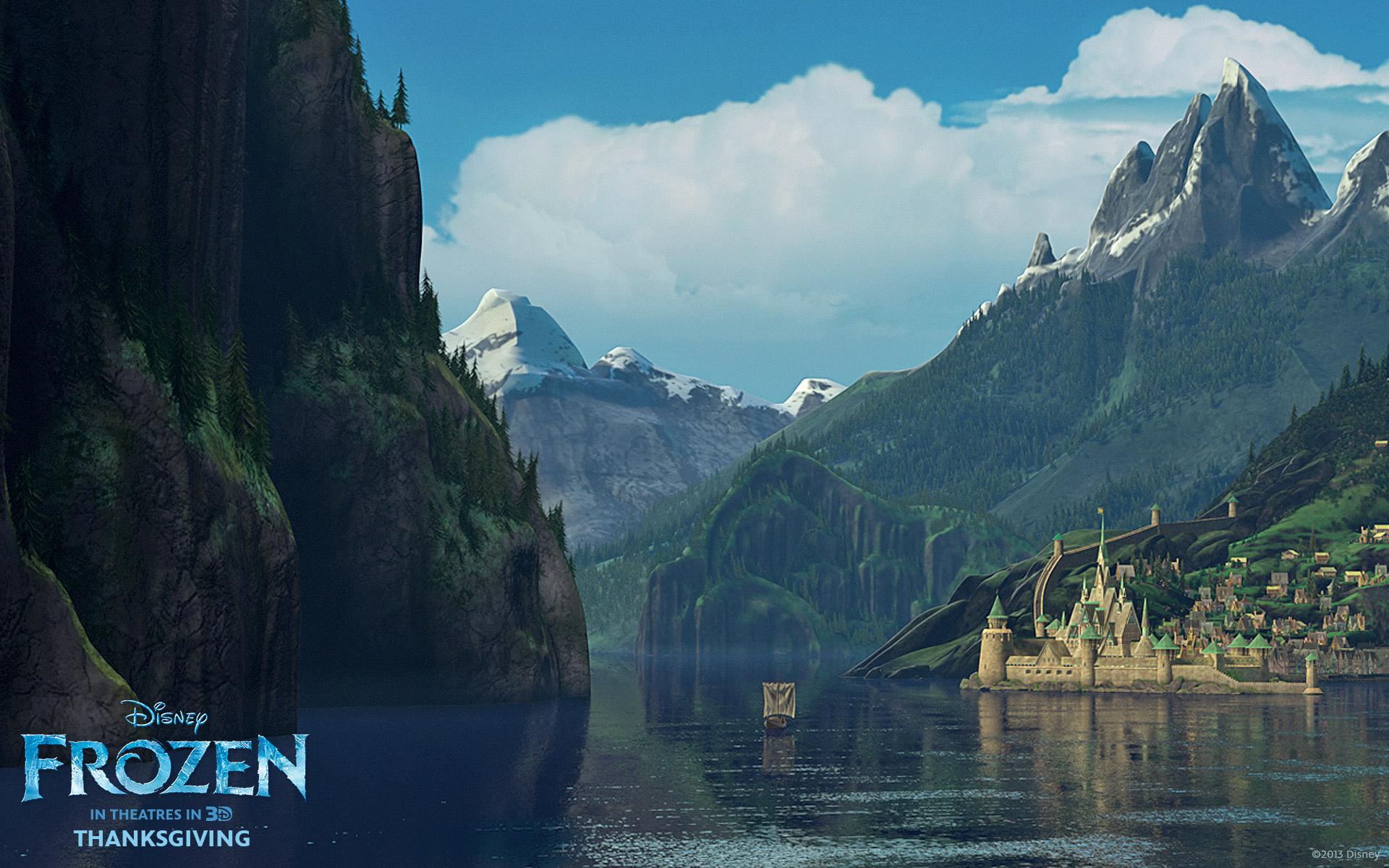 Cute Panda Desktop Wallpaper Cartoon Disney Frozen Backgrounds Pixelstalk Net