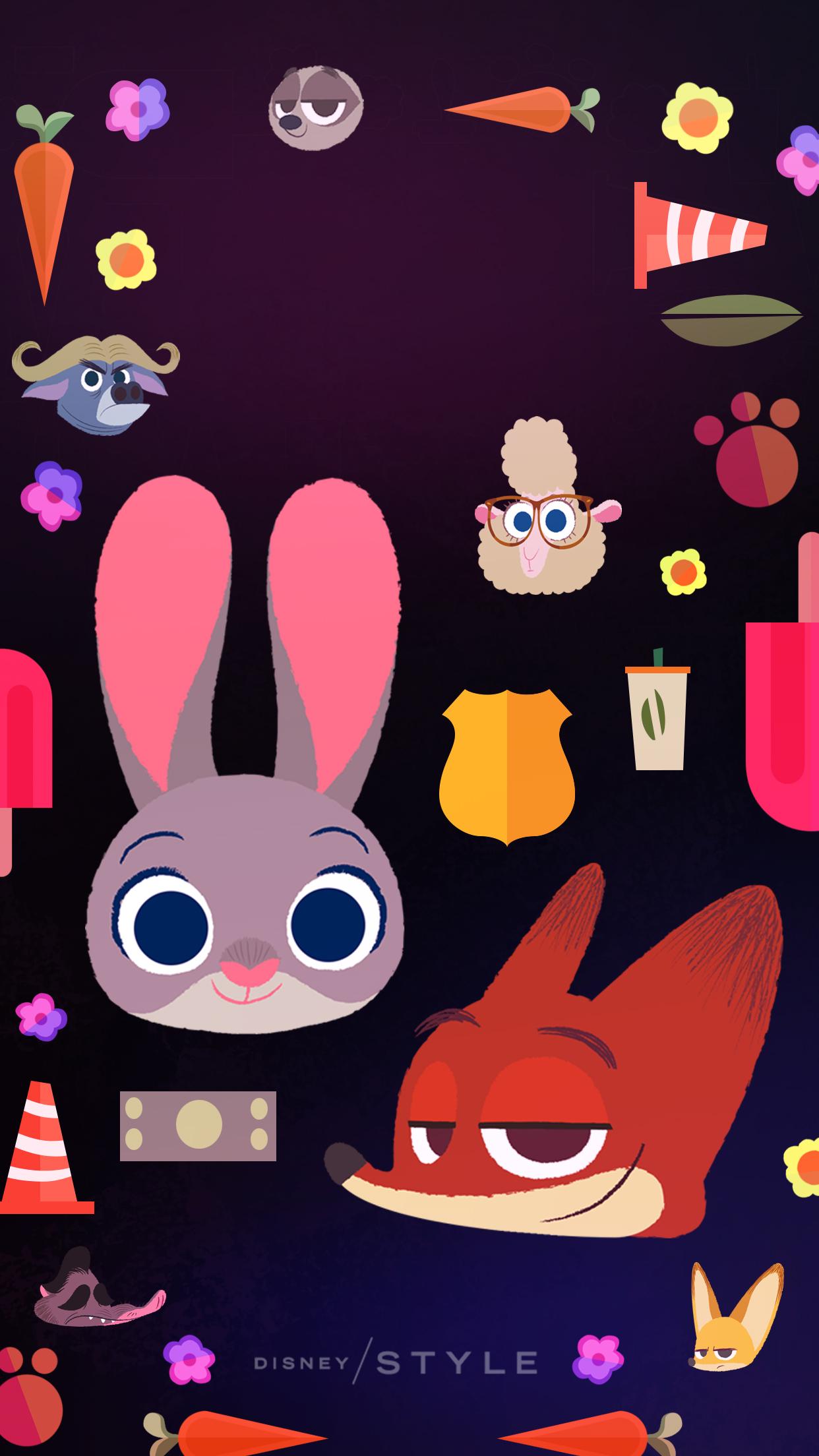Cute Cartoon Wallpapers For Mobile Phones Free Disney Phone Backgrounds Pixelstalk Net