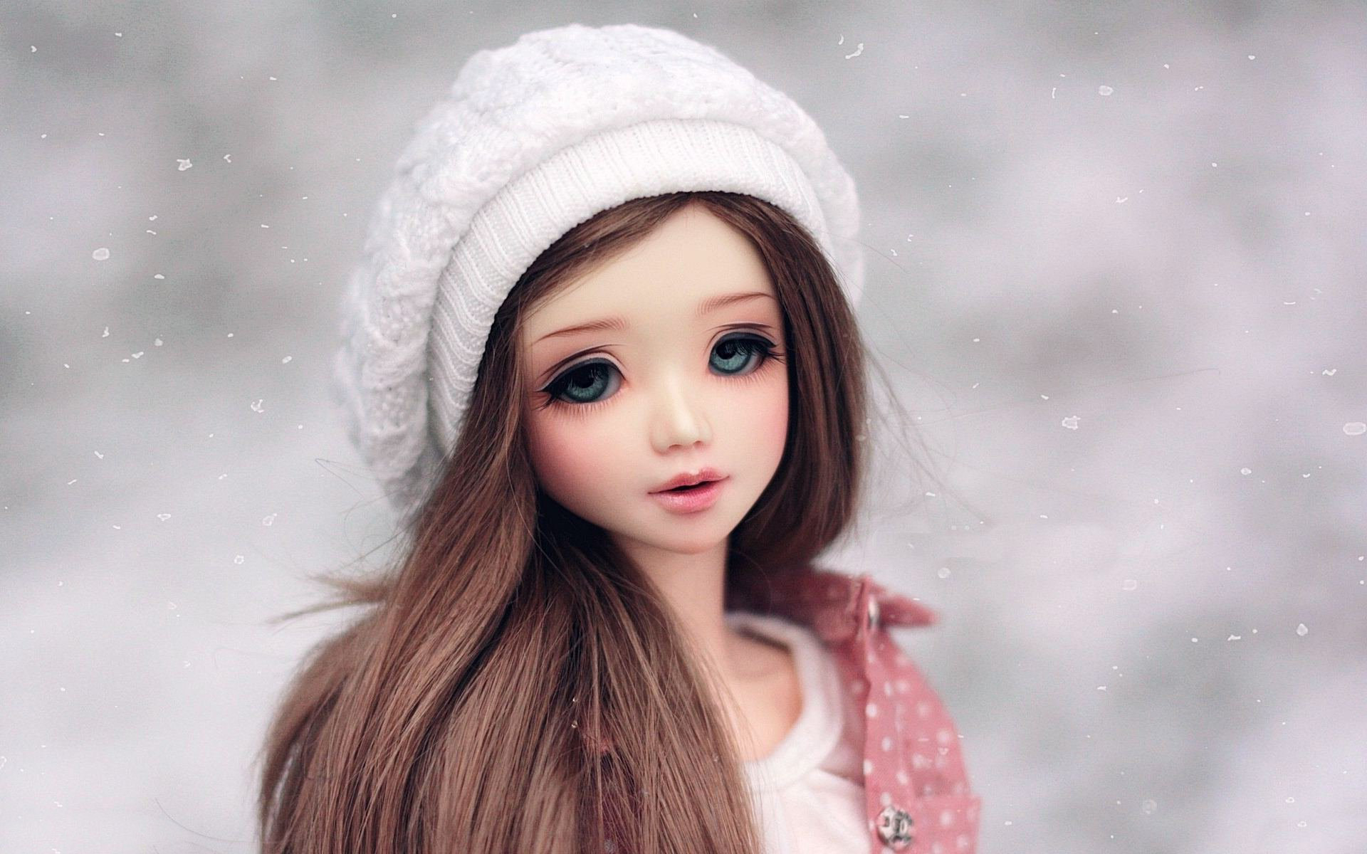 Cute Barbie Doll Wallpapers For Mobile Doll Backgrounds Free Download Pixelstalk Net