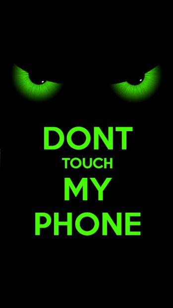 Cute Do Not Touch My Phone Wallpaper Don T Touch My Phone Wallpapers Pixelstalk Net