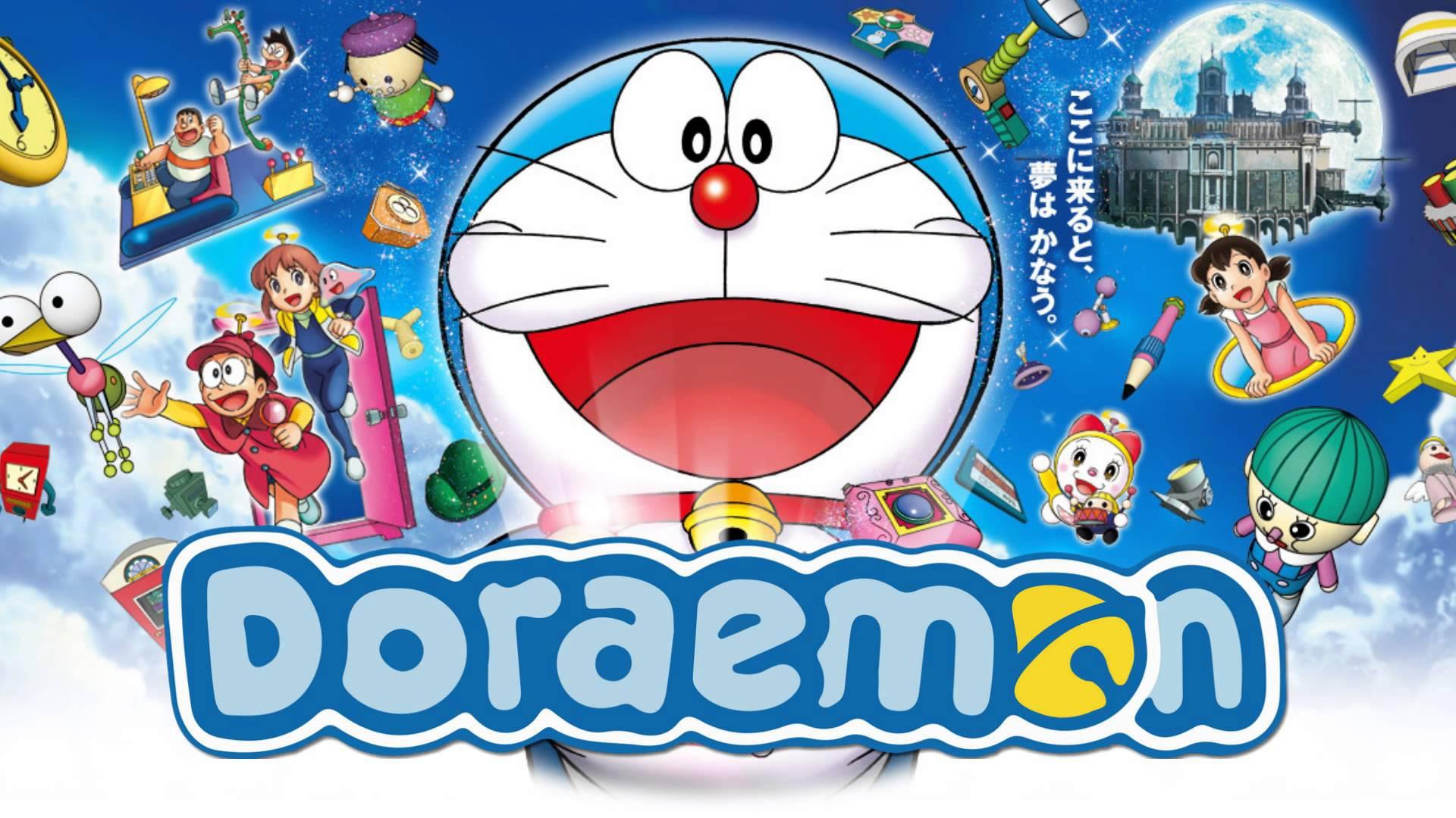 Shizuka Wallpaper 3d Doraemon Wallpapers Hd Pixelstalk Net