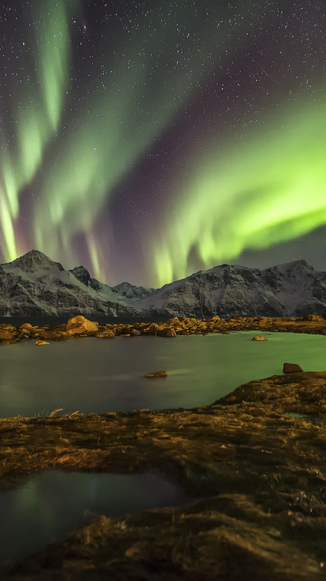 Free Download Beautiful Wallpapers With Quotes Aurora Borealis Hd Wallpaper For Mobile Pixelstalk Net