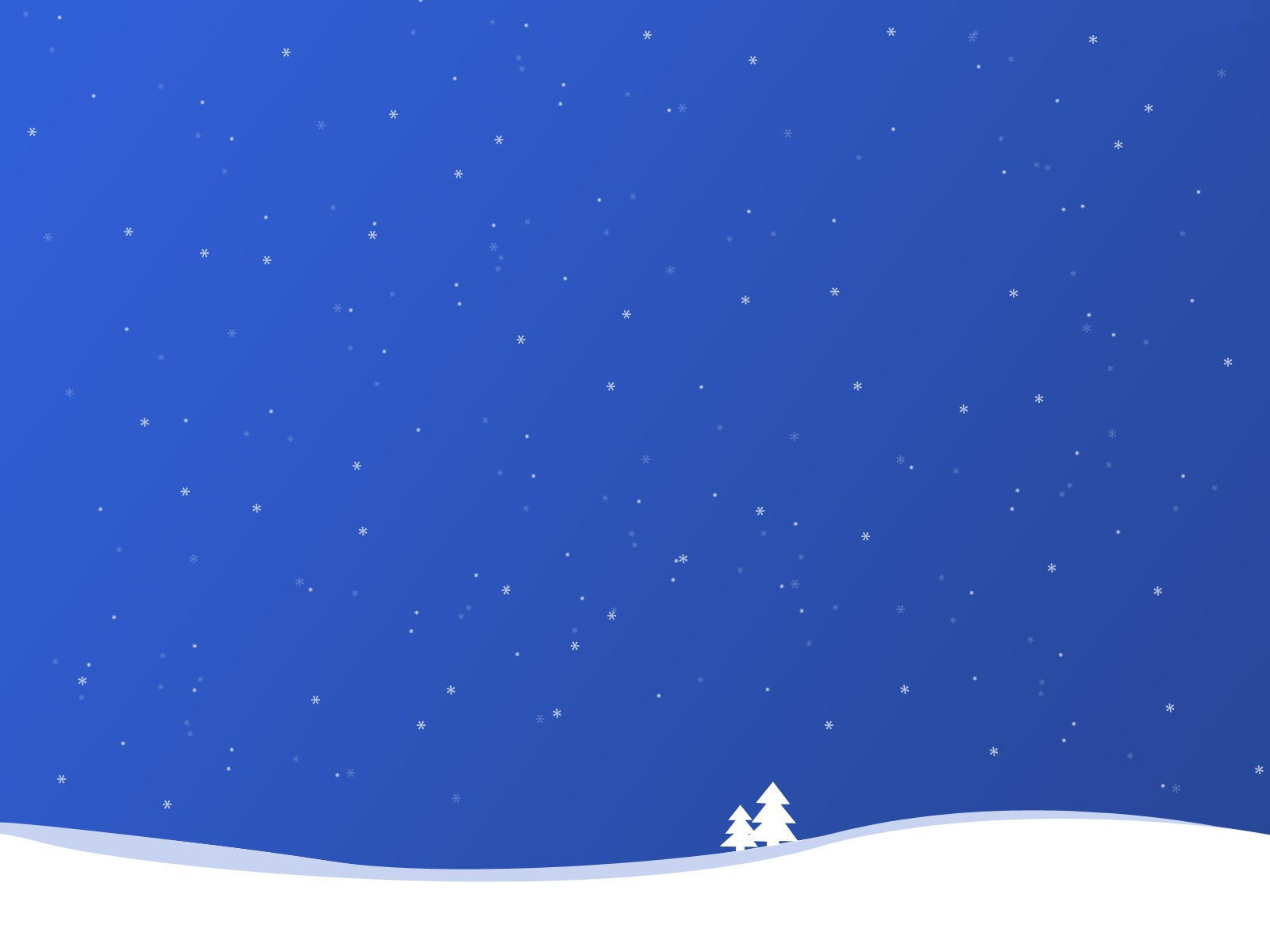 Blue Christmas Wallpaper HD  PixelsTalkNet