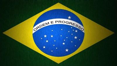 Brazil Flag Wallpaper HD | PixelsTalk.Net