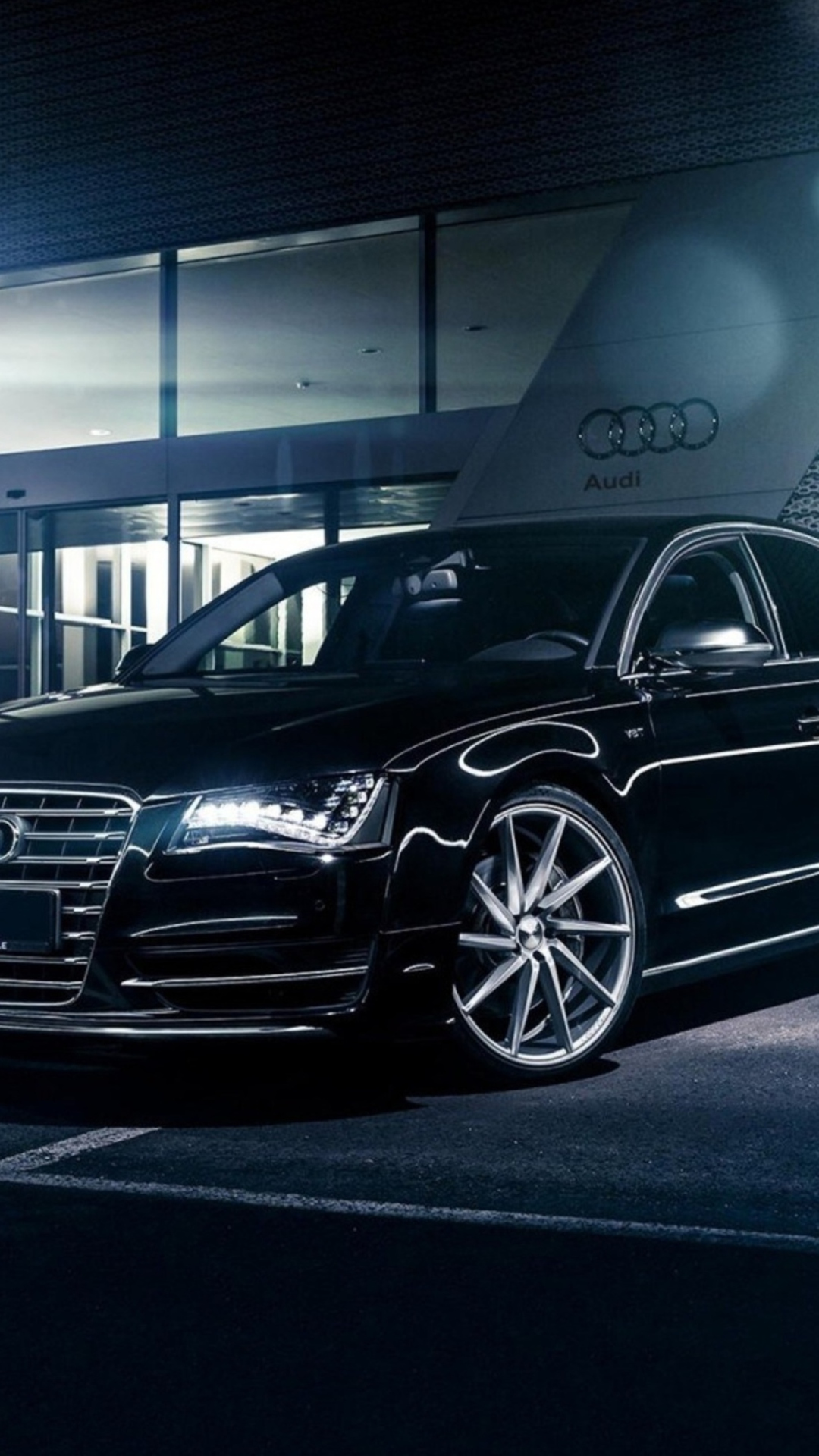 Jet Black Iphone Wallpaper Audi Iphone Wallpaper Hd Pixelstalk Net