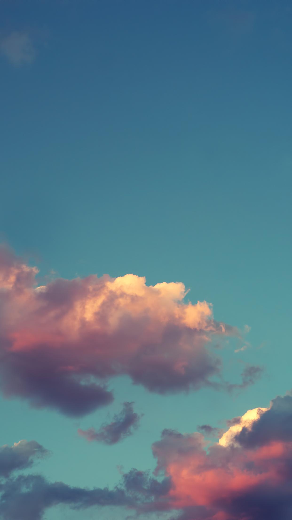 Cute Rose Wallpaper Free Download Clouds Iphone Wallpapers Pixelstalk Net