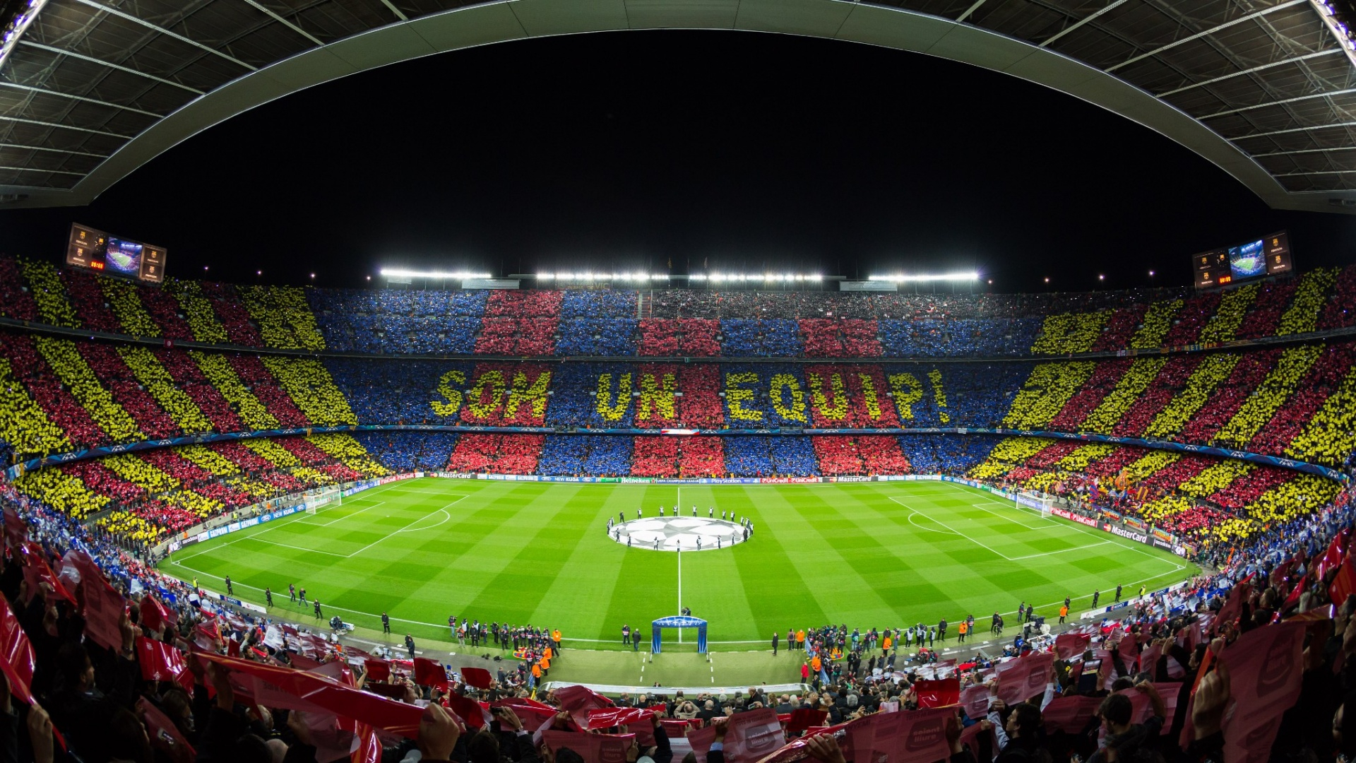 Quotes Wallpaper Hd For Desktop Widescreen Camp Nou Stadium Wallpaper Download Free Pixelstalk Net