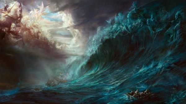 Fantasy Art Backgrounds Free