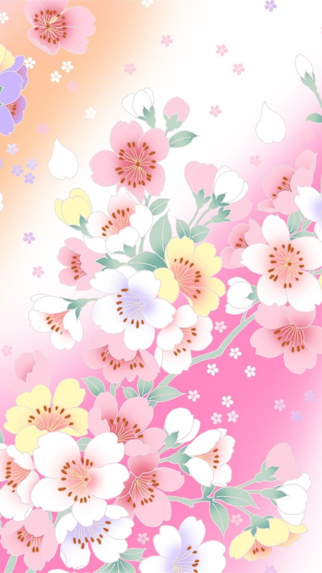 Cute Wallpaper Phone Case Floral Iphone Backgrounds Pixelstalk Net