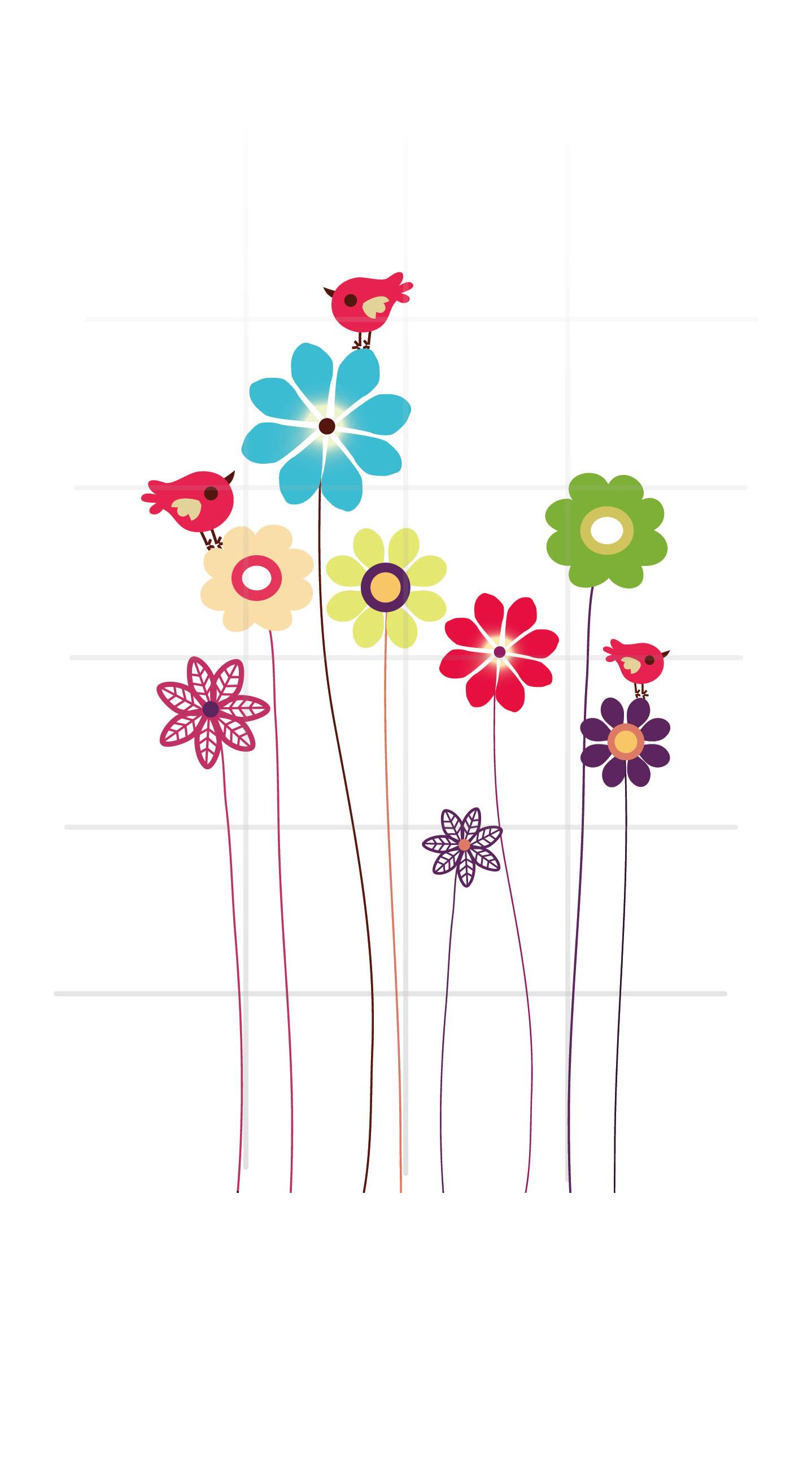 Pc Cartoon Fall Wallpapers Floral Wallpaper Iphone Pixelstalk Net