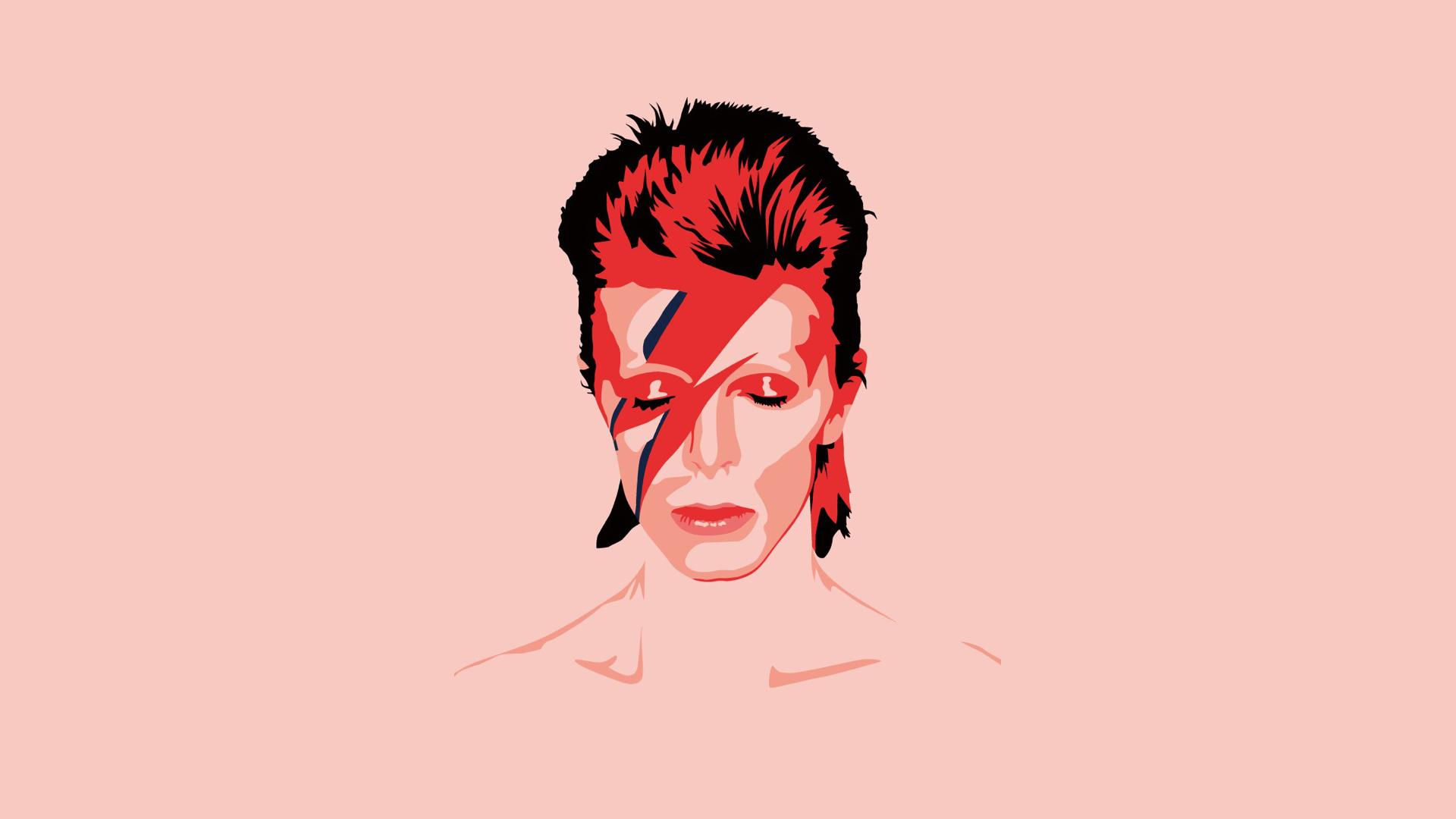 Rise And Fall Of Ziggy Stardust Wallpaper 1920x1080 David Bowie Wallpaper For Desktop Pixelstalk Net