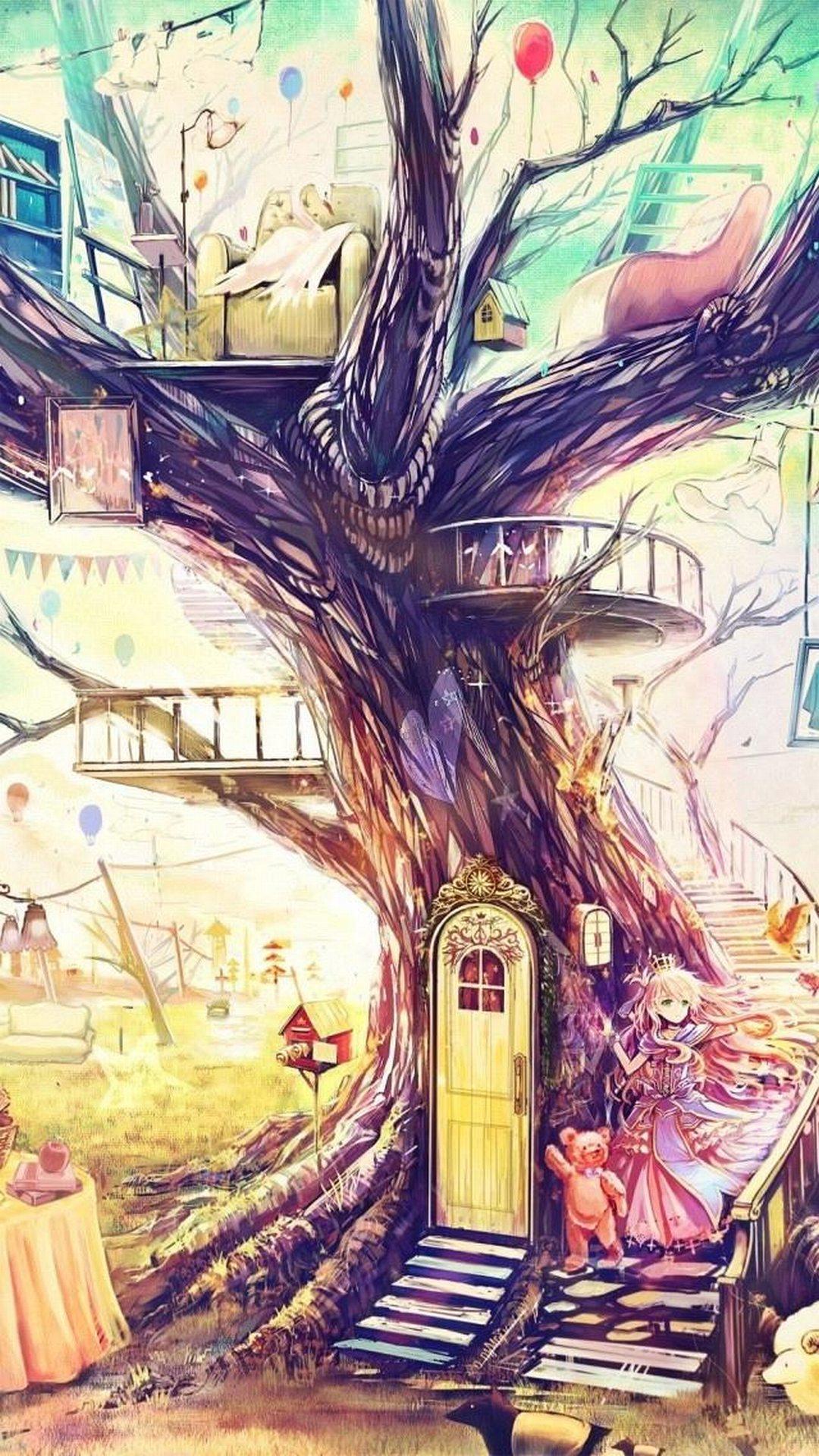 Fall Widescreen Wallpaper Android Anime Hd Background Pixelstalk Net