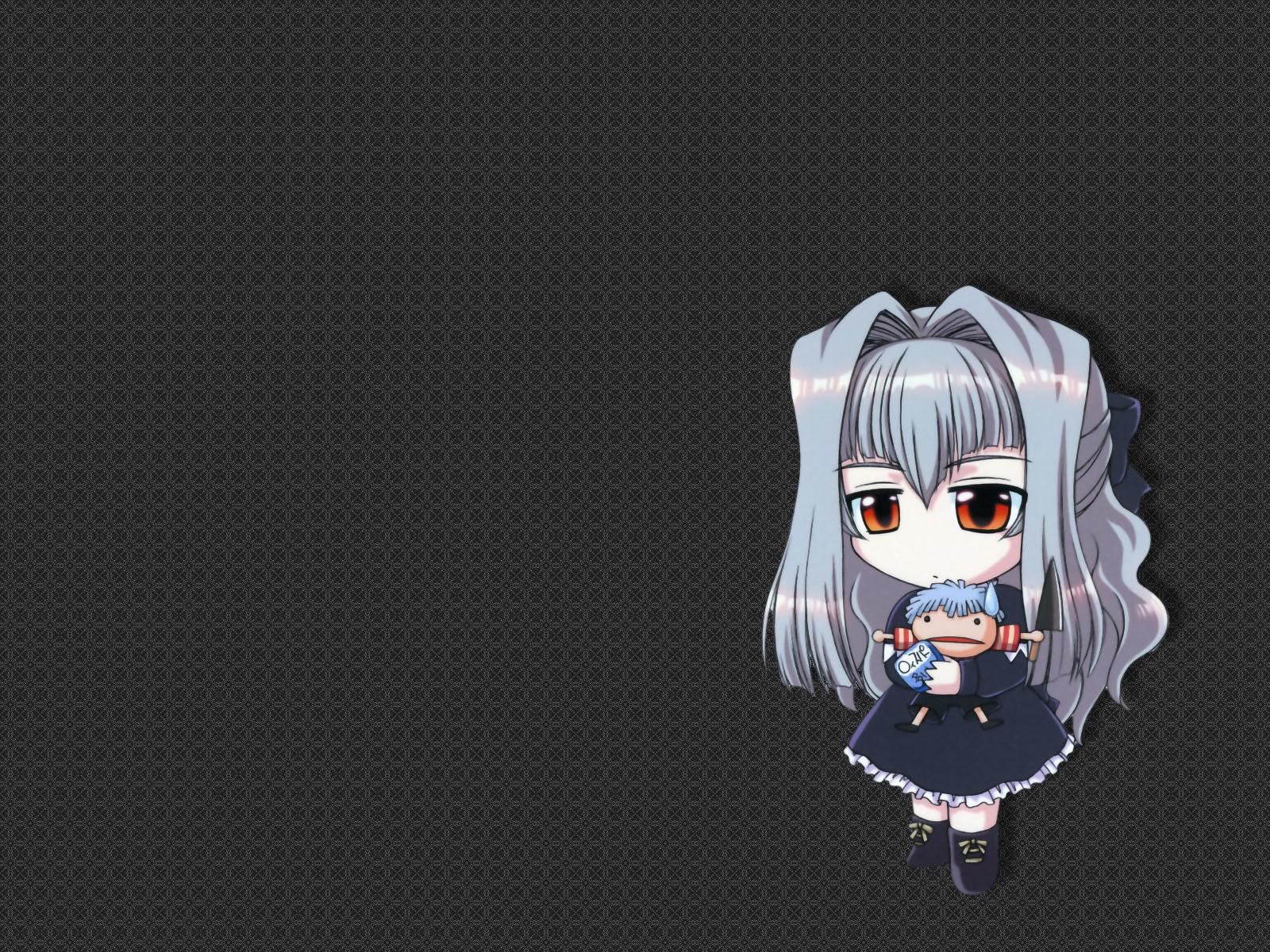 Cute Pic Girl Wallpaper Chibi Wallpaper For Desktop Pixelstalk Net