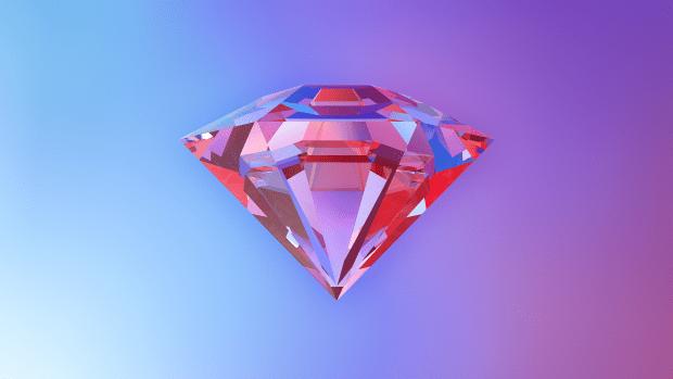 Low Poly Iphone X Wallpaper Free Diamond Backgrounds Pixelstalk Net