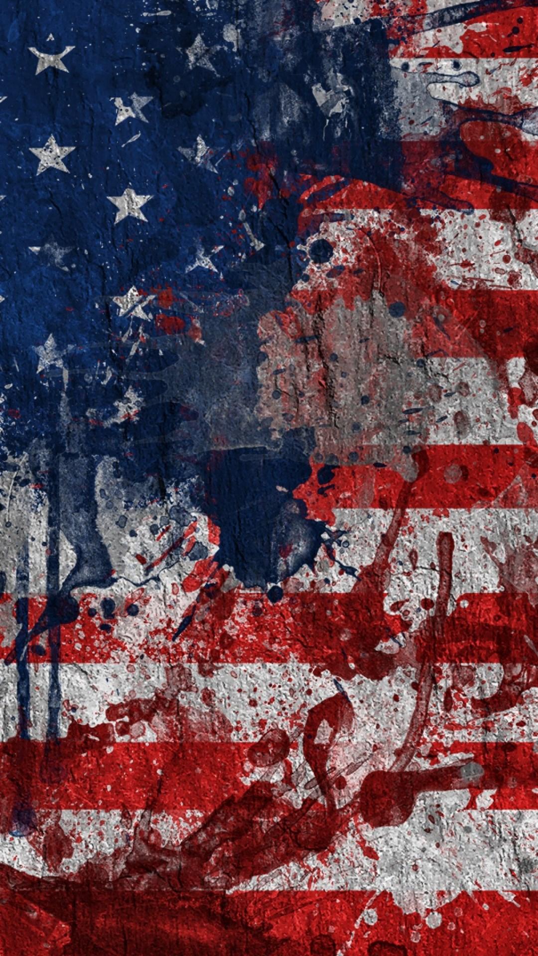 Cute Wallpaper For Mobile Hd Free Download American Flag Hd Iphone Wallpapers Pixelstalk Net