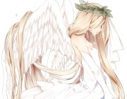 anime angel wings hd