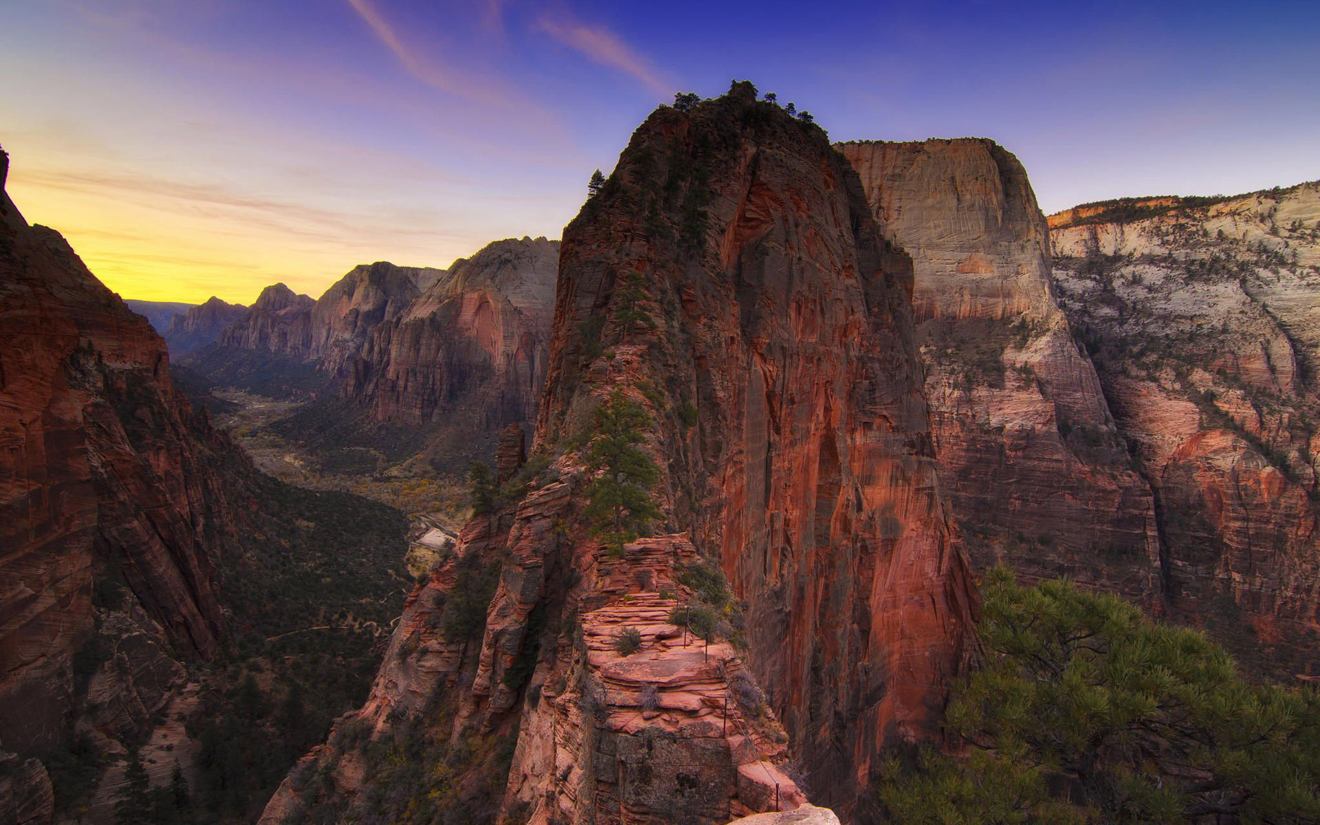 4k Fall Mountain Wallpaper Zion National Park Wallpapers Hd Pixelstalk Net