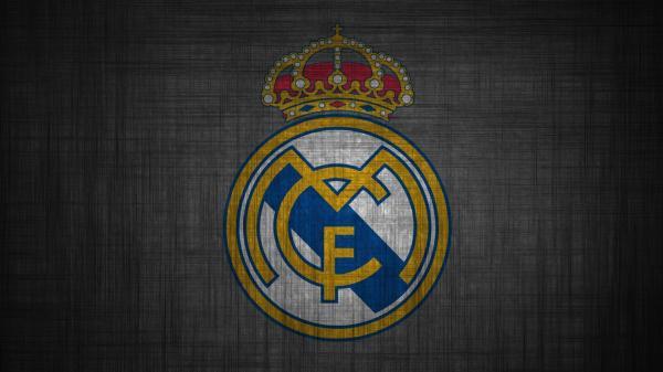 Real Madrid Logo Football Club