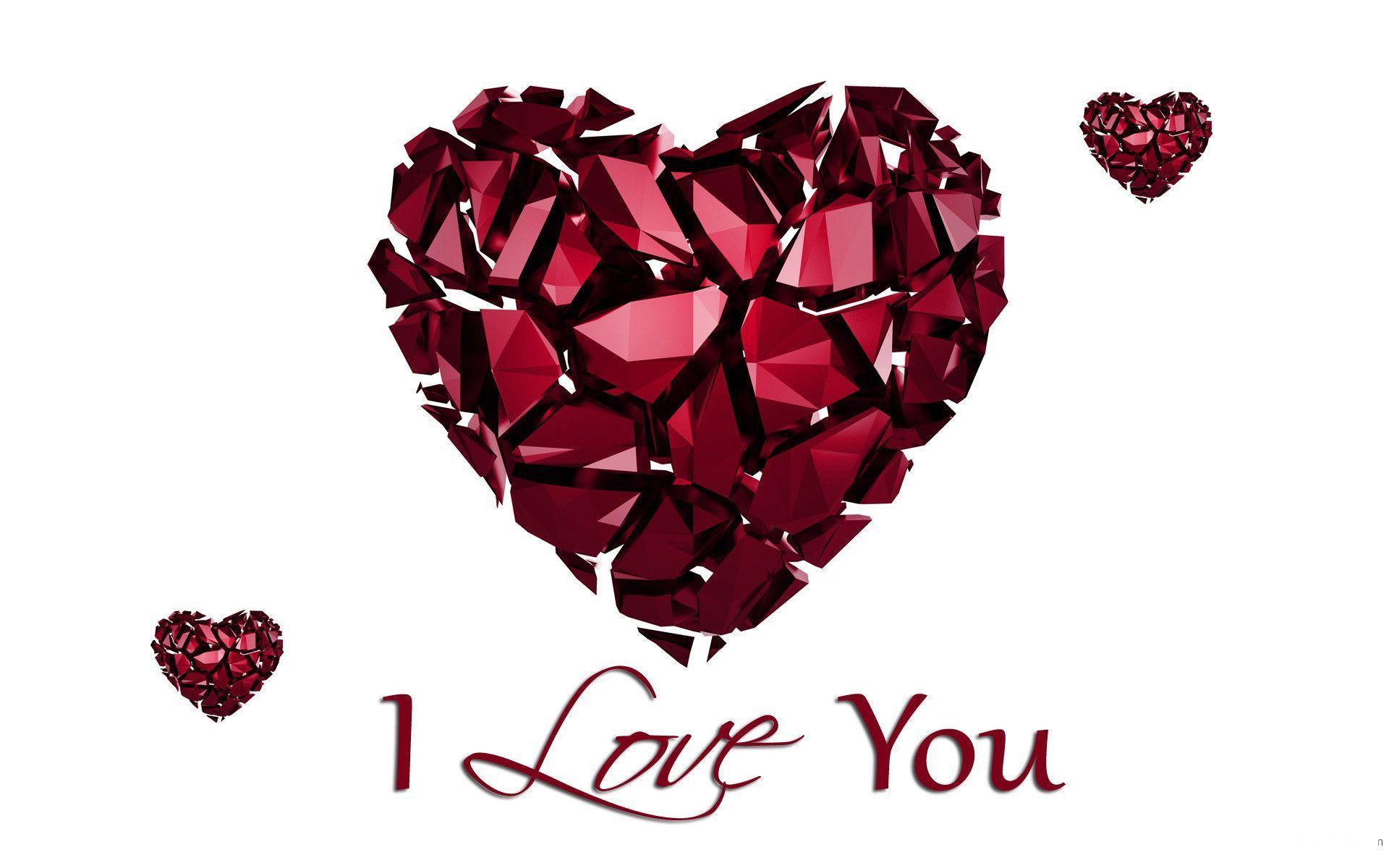 heart in love wallpaper