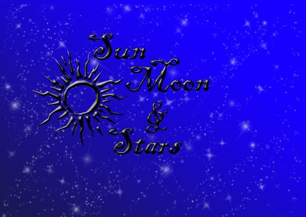 Iphone Cross Wallpaper Hd Sun Moon Stars Wallpapers Pixelstalk Net