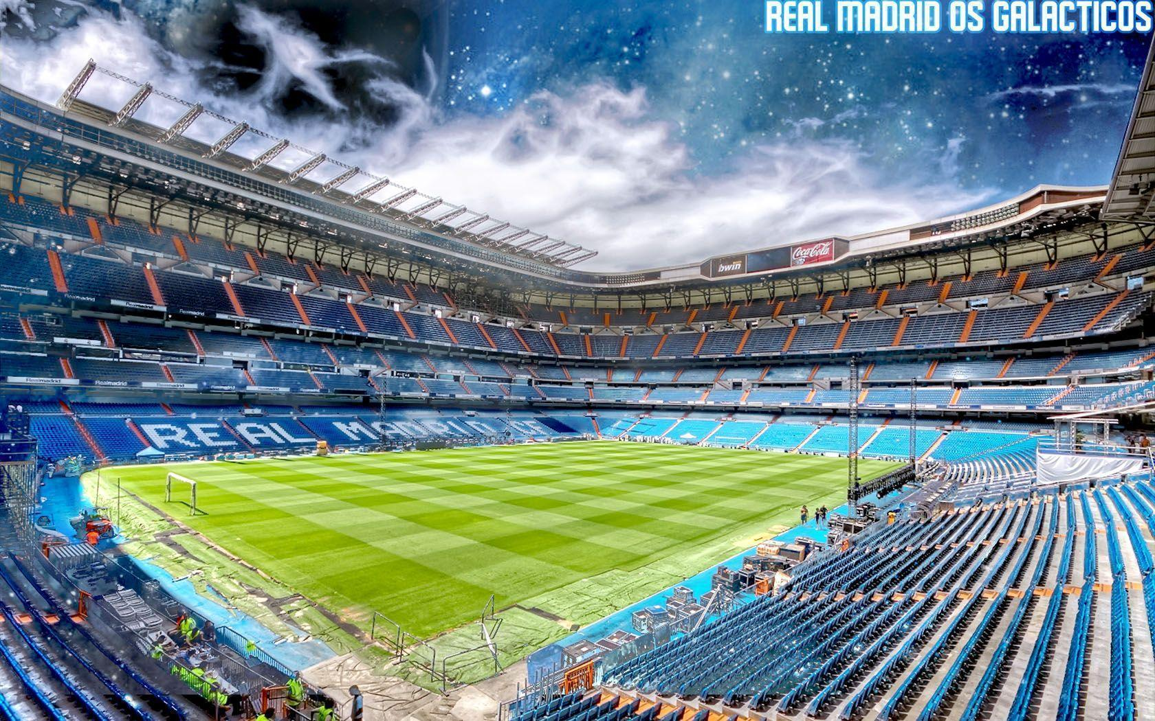 Fall Wallpaper Backgrounds Desktop Real Madrid Santiago Bernabeu Stadium Wallpapers