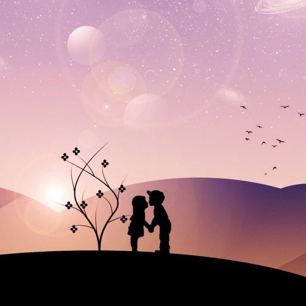 Cute Couple Cartoon Wallpaper Download Cute Girly Wallpapers Hd Free Download Pixelstalk Net