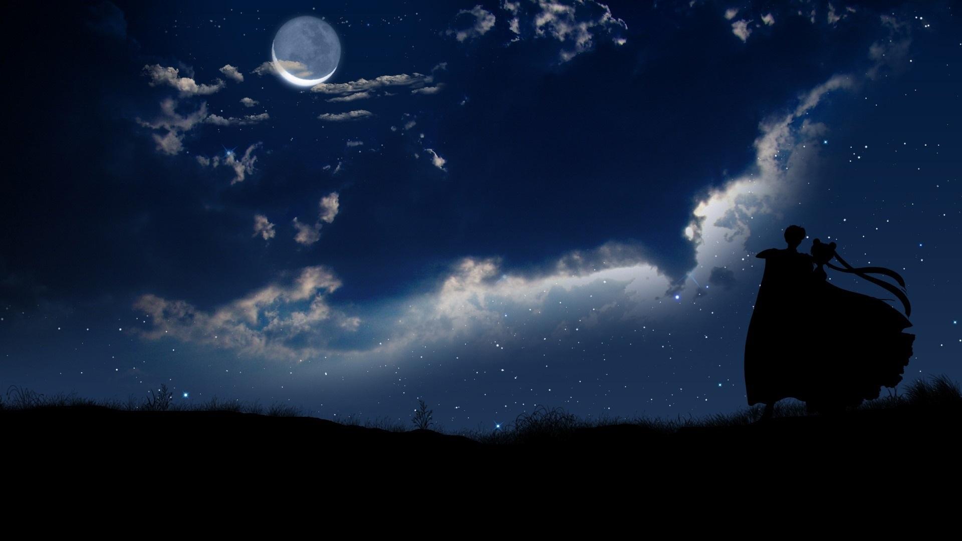 Rock Lee Wallpaper 3d Moon Backgrounds Free Download Pixelstalk Net