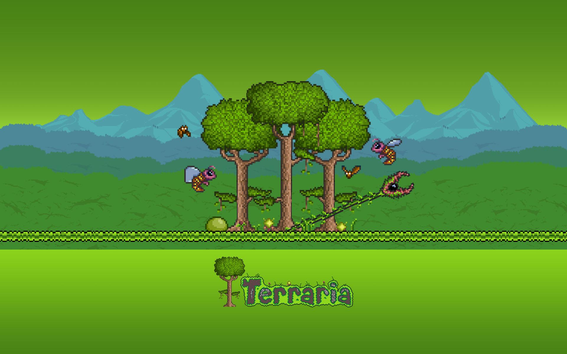 Sonic Iphone Wallpaper Terraria Backgrounds Download Free Pixelstalk Net