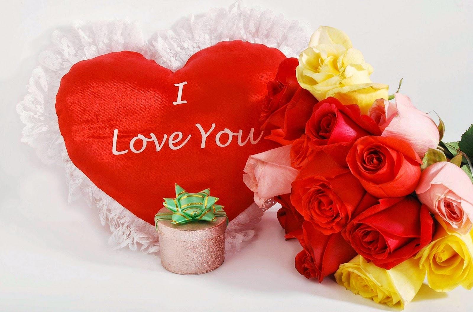 flower i love you