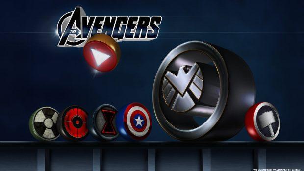 Mac Os Wallpaper Hd Download Logo Avengers Wallpapers Pixelstalk Net