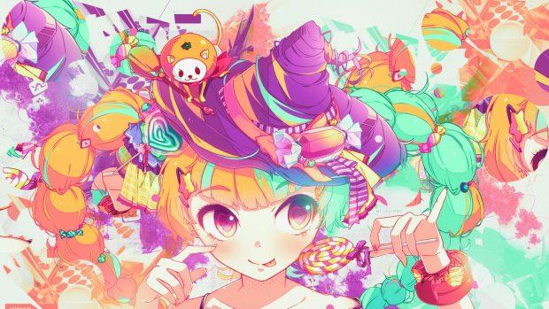 Cute Vocaloid Wallpapers Anime Kawaii Wallpapers Pixelstalk Net